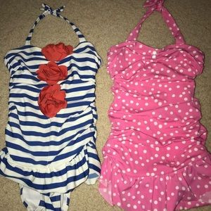 Janie and Jack 2 Adorable Swimsuit 3T